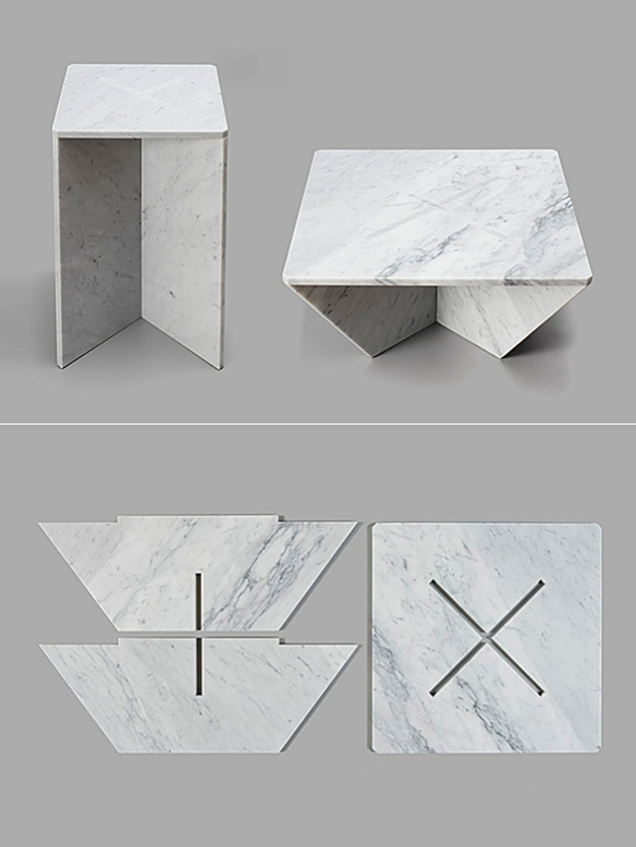 Annex Tables by Joe Doucet | moddea