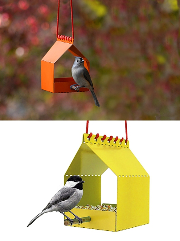Brdi Bird Feeder by Onehundred | moddea