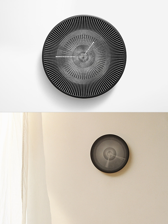 ECLIPSE Clock by Constance Guisset | moddea
