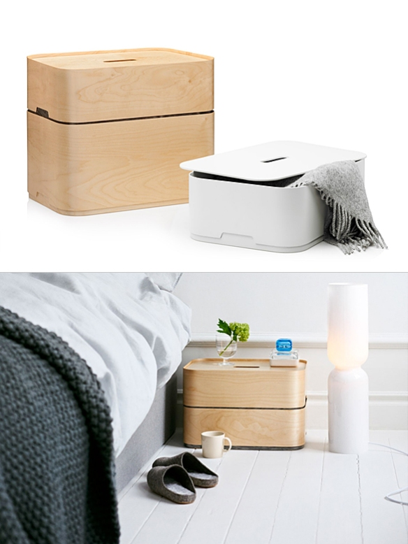 Vakka Box by Aalto + Aalto | moddea