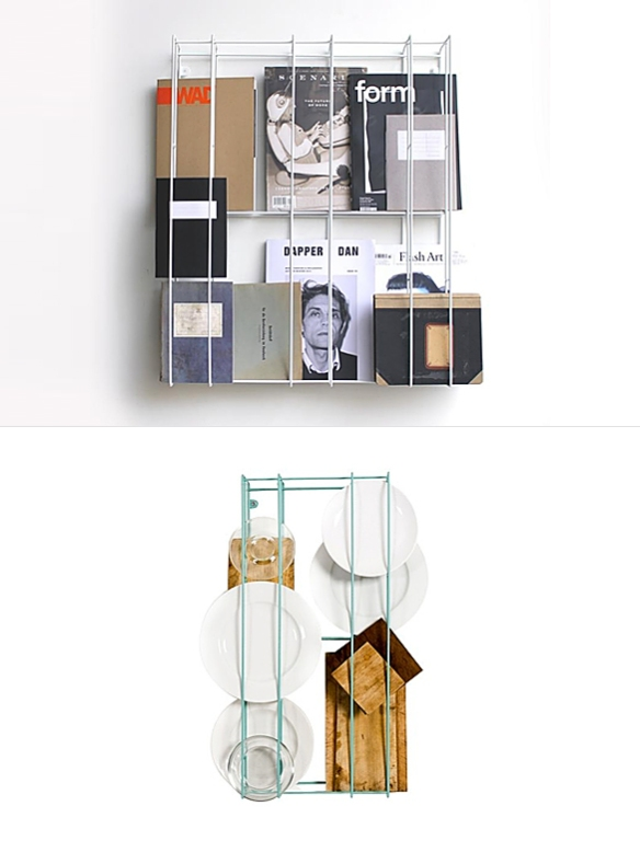 Coverboy Hanging Wire Rack by Alex Valder | moddea