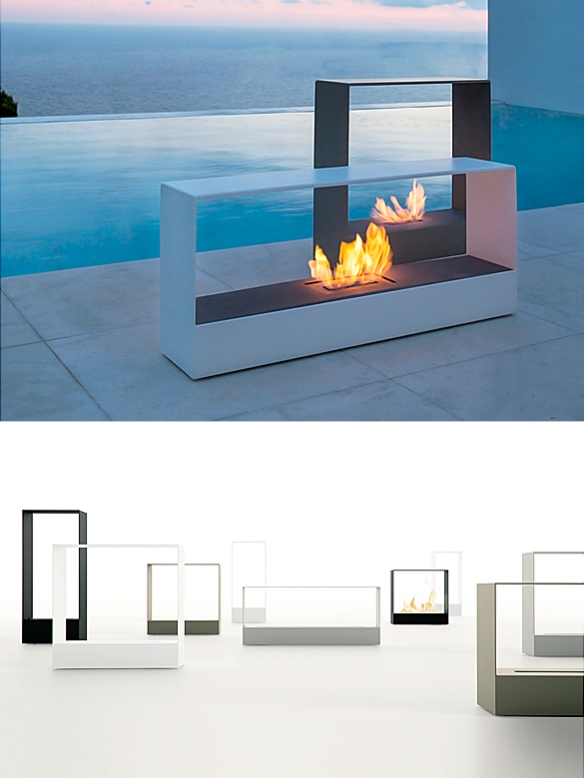 Llar Fireplace by Borja Garcia | moddea