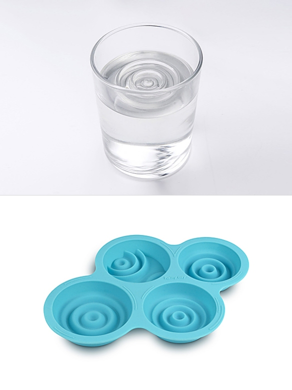 RAINY DAY Ice Tray by Tsunho Wang | moddea