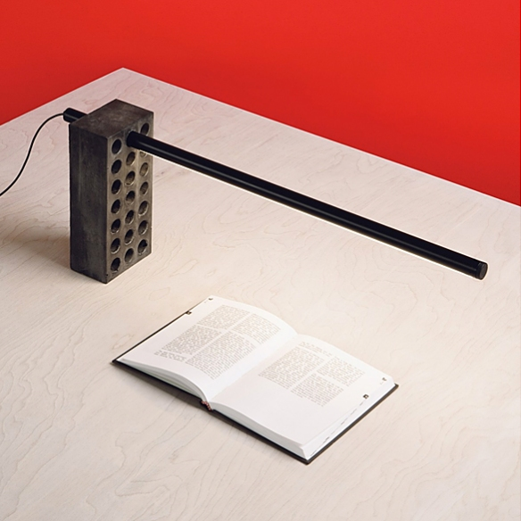 Brick Lamp by Philippe Malouin | moddea