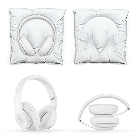 Beats Studio Headphones by Snarkitecture | moddea