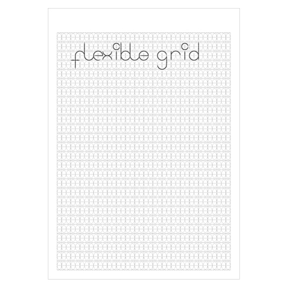 Grid Notebook by Marina Dragomirova | moddea