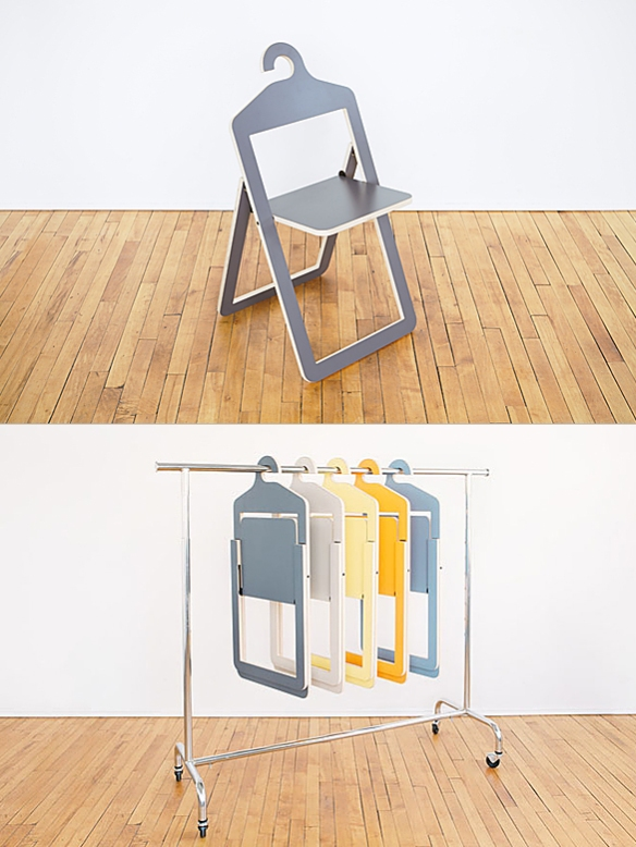 Hanger Chair by Philippe Malouin | moddea