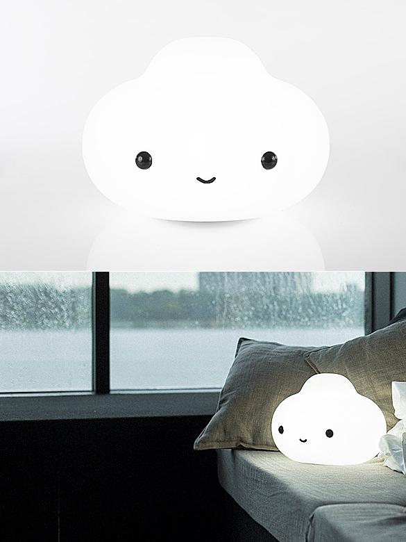 moddeacom - Cloud Lamp Diy