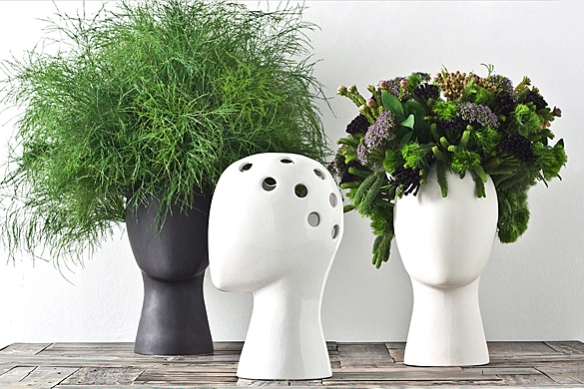 WIG Vase by Tania da Cruz | moddea