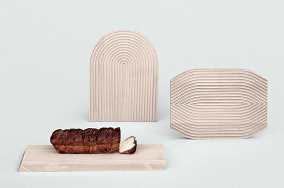 FIELD Bread Boards by Shane Schneck | moddea