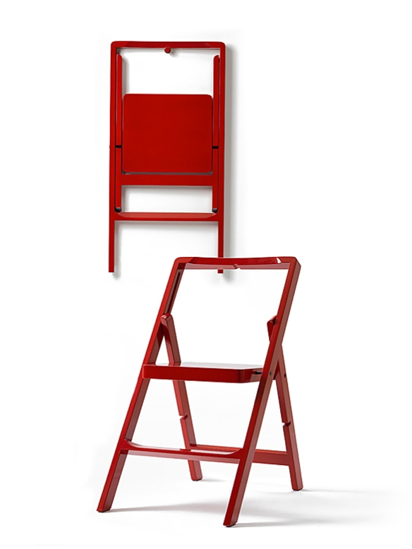 STEP MINI Stepladder by Karl Malmvall | moddea