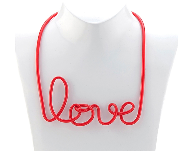 Love Necklace by Samuel Coraux | moddea