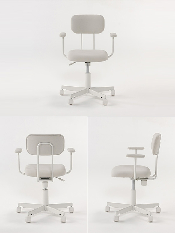 Working Chair by MUJI | moddea