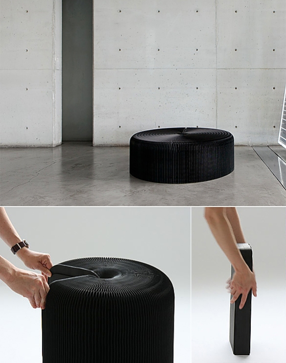 Fanning Stool by Molo Design | moddea