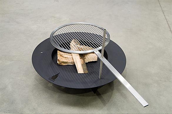 Fire Plate