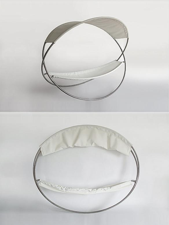 OSMOSE Swinging Bed by Sakura Adachi | moddea