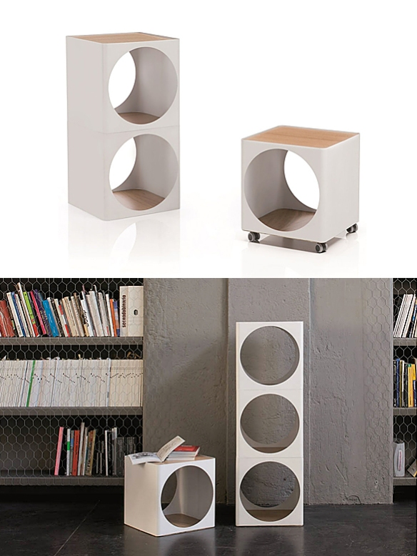 RING Storage Unit by Joe Colombo | moddea