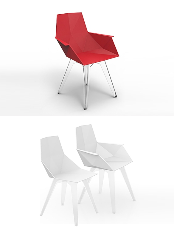 FAZ Chair by Ramon Esteve | moddea