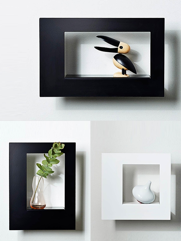 FRAME Shelf by Malin Lundmark | moddea
