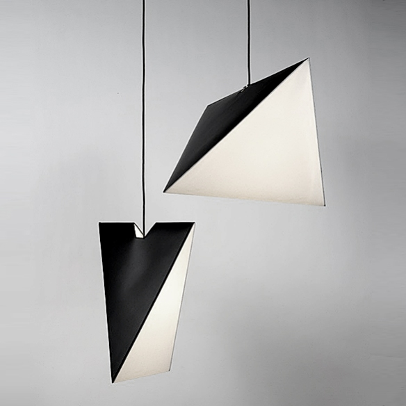CHEVRON Pendant Lights by Lights Up! | moddea