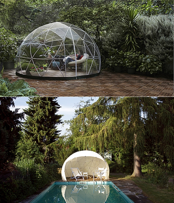 garden igloo moddea. Black Bedroom Furniture Sets. Home Design Ideas