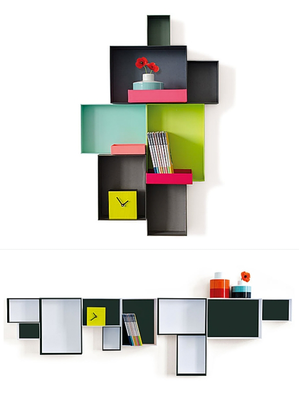 Pappap Wall Shelf by Remember | moddea