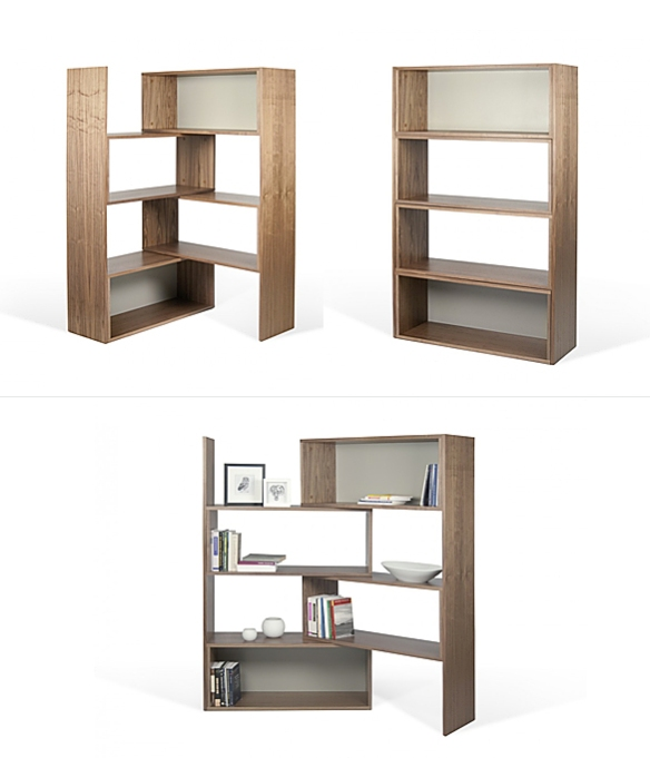 Move Shelving Unit by Rodolphe Castellani | moddea