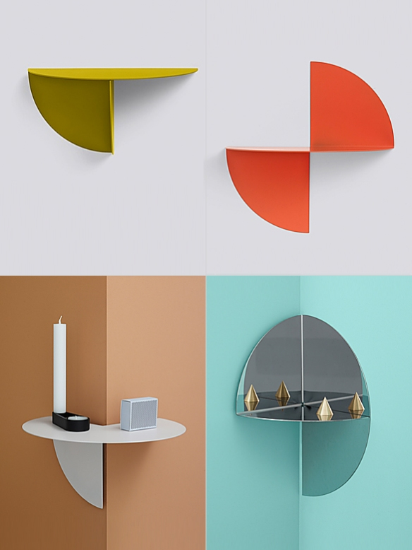Pivot Shelf by Lex Pott | moddea