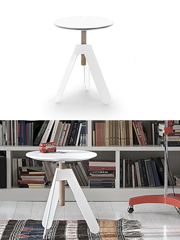 Basalto Table by Roberto Giacomucci | moddea