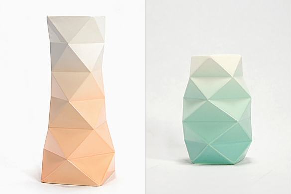 FLORASTERO Vases by Chris Fong | moddea