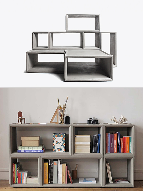 PLUS Modular Storage Solution by Bertrand Jayr | moddea