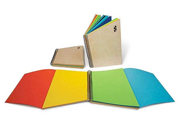 Trapecio Notebook by Gonzalo Arbutti | moddea