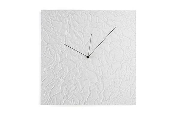 Wrinkle Clock by Emiel Vaessen | moddea