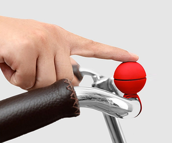 Nello Bike Bell by Odo Fioravanti | moddea