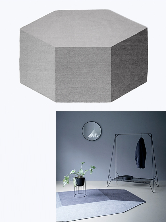 Volume Rug by Sylvain Willenz | moddea