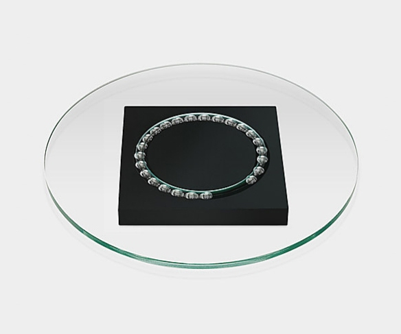 LAZY SUSI Rotating Platter by Eberhard Woike | moddea
